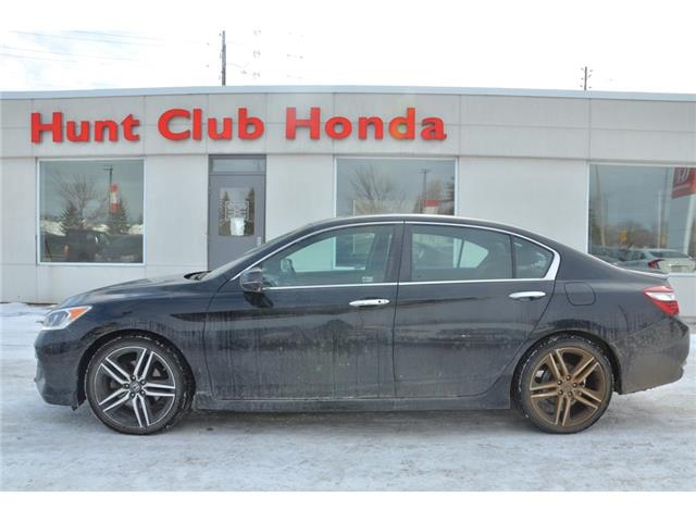 2017 Honda Accord Sport (Stk: 7384A) in Gloucester - Image 1 of 24