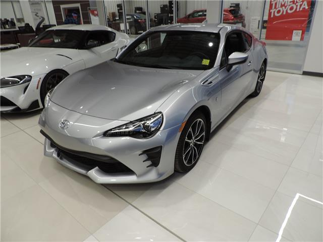 2018 Toyota 86 Base (Stk: 18465) in Brandon - Image 1 of 1
