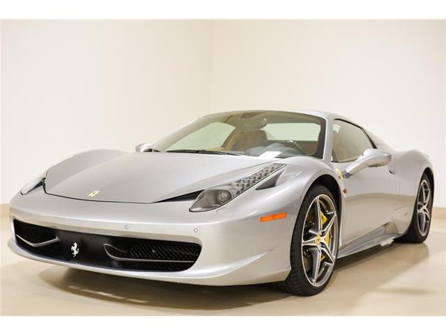 2012 Ferrari 458 Base (Stk: UC1518) in Calgary - Image 1 of 22