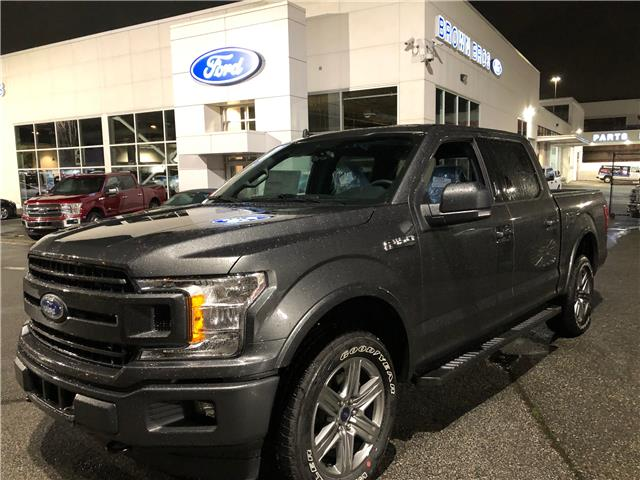 2019 Ford F-150 XLT 1FTEW1EP4KKE42836 CP19447 in Vancouver