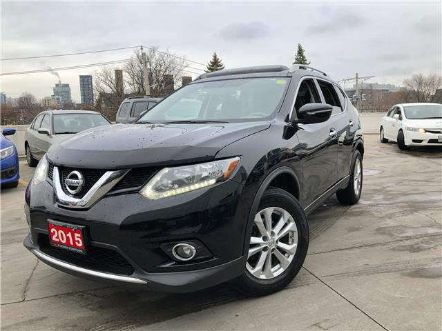 2015 Nissan Rogue SV (Stk: HP3599) in Toronto - Image 1 of 27