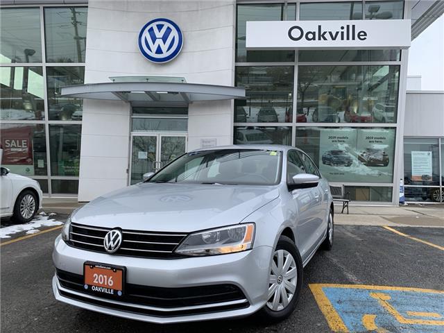 2016 Volkswagen Jetta 1.4 TSI Trendline+ (Stk: 6090V) in Oakville - Image 1 of 16