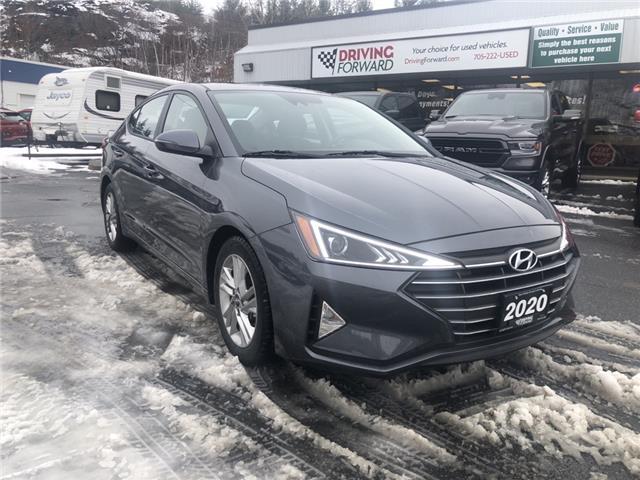 2020 Hyundai Elantra Luxury (Stk: DF1700) in Sudbury - Image 1 of 20