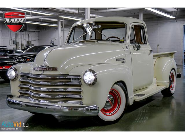 1951 Chevrolet Deluxe Cab Pick-up   in Oakville