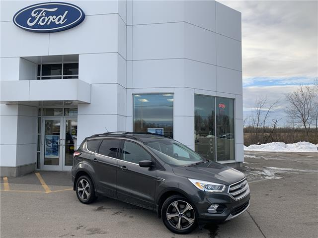 2017 Ford Escape SE (Stk: W1100) in Smiths Falls - Image 1 of 1