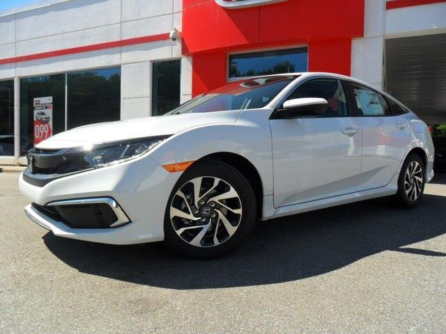 2020 Honda Civic EX (Stk: 10769) in Brockville - Image 1 of 20