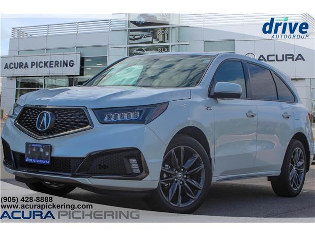 2019 Acura MDX A-Spec 5J8YD4H00KL800464 AT143 in Pickering