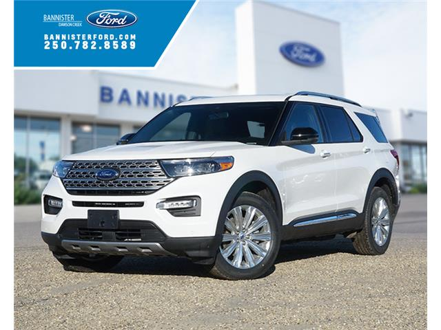 2020 Ford Explorer Limited (Stk: S202424) in Dawson Creek - Image 1 of 18