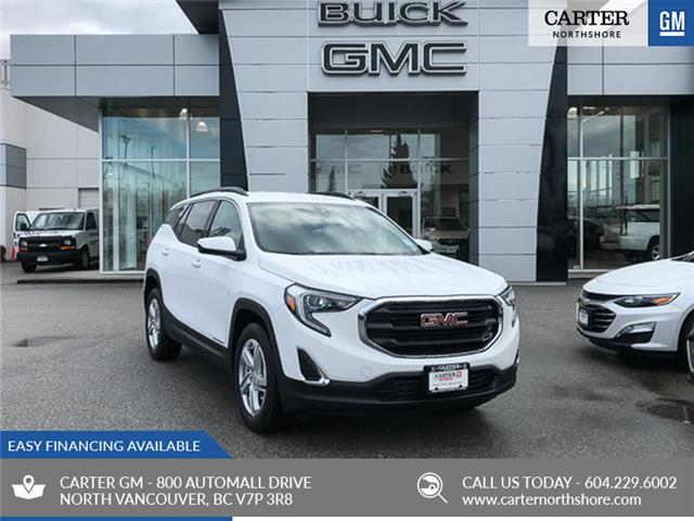 2020 GMC Terrain SLE (Stk: T21840) in North Vancouver - Image 1 of 13