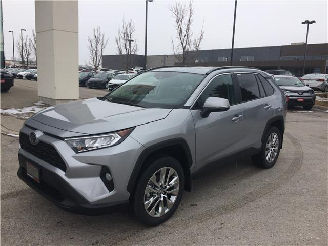 2019 Toyota RAV4 XLE (Stk: 99402) in Barrie - Image 1 of 14