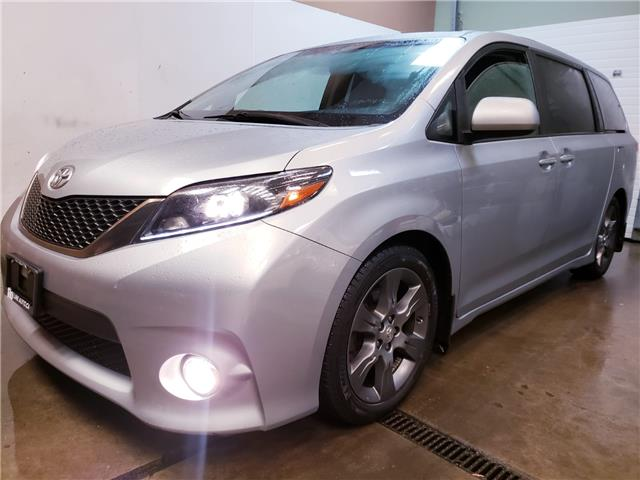 2015 Toyota Sienna SE 8 Passenger (Stk: ) in Concord - Image 1 of 26