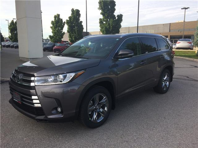 2019 Toyota Highlander Limited (Stk: 91188) in Barrie - Image 1 of 14