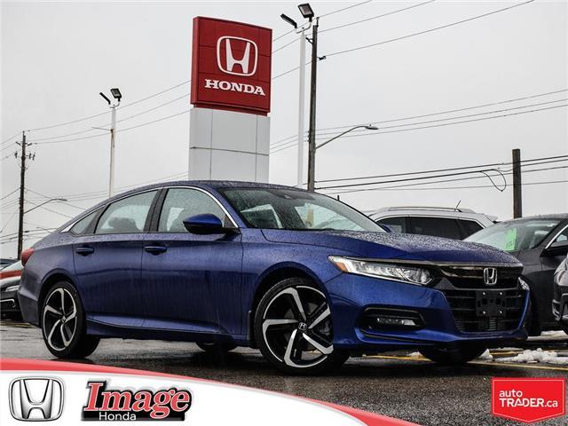 2020 Honda Accord Sport 2.0T (Stk: 10A466) in Hamilton - Image 1 of 21