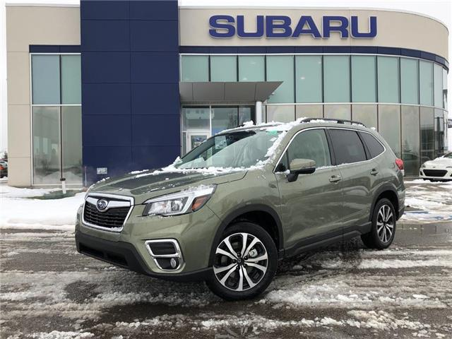 2020 Subaru Forester Limited (Stk: 20SB049) in Innisfil - Image 1 of 15