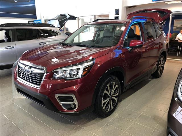 2020 Subaru Forester Limited (Stk: 20SB046) in Innisfil - Image 1 of 15