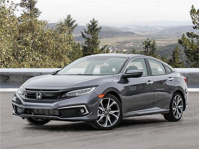 2020 Honda Civic Touring (Stk: 20104) in Milton - Image 1 of 23