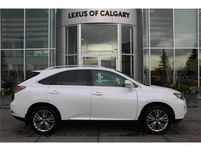 2013 Lexus RX 350 Base (Stk: 200061A) in Calgary - Image 2 of 12