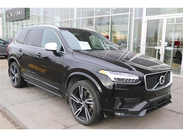 2016 Volvo XC90 T6 R-Design (Stk: 200161A) in Calgary - Image 1 of 11