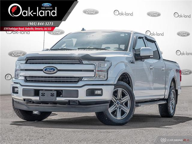 2018 Ford F-150 Lariat (Stk: A3144A) in Oakville - Image 1 of 25