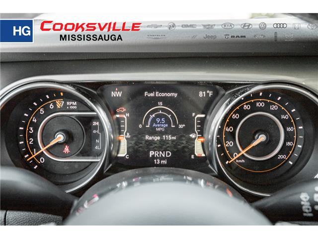 Jeep Wrangler For Sale Ontario >> New 2020 Jeep Wrangler Unlimited Sahara for Sale in Mississauga | Cooksville Dodge Chrysler Jeep Ram
