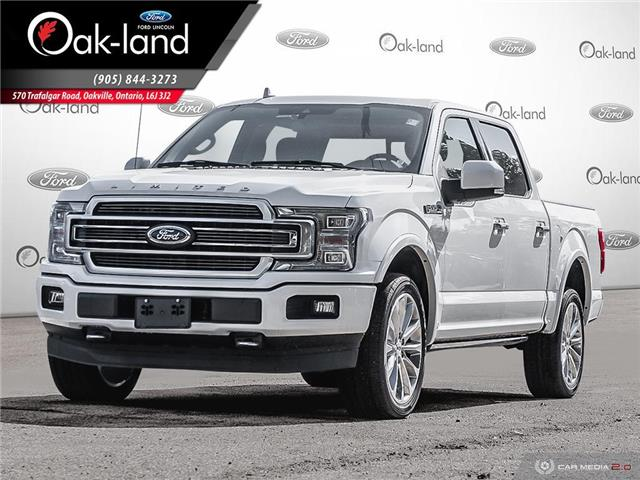 2019 Ford F-150 Limited (Stk: 9T771D) in Oakville - Image 1 of 25