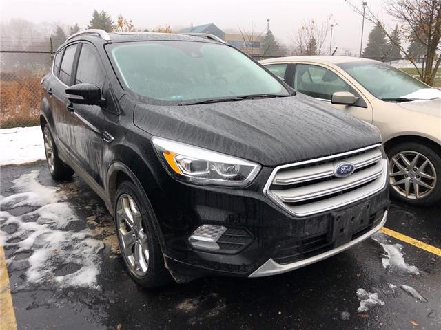 2018 Ford Escape Titanium (Stk: LP0693) in Waterloo - Image 1 of 16