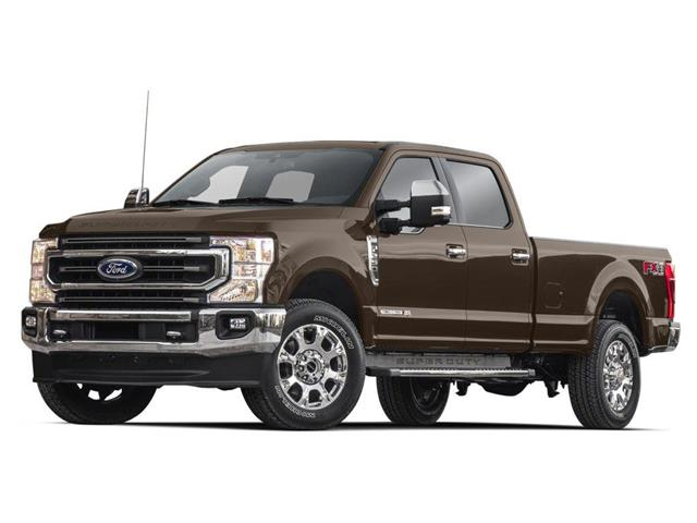 2020 Ford F-350 Platinum (Stk: 20120) in Wilkie - Image 1 of 2