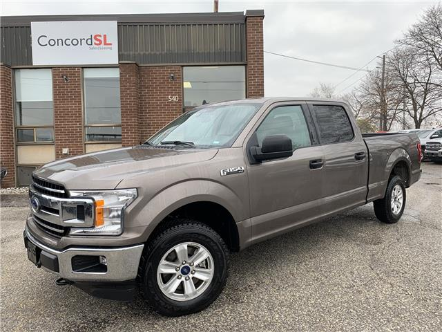 2019 Ford F-150 XLT (Stk: C3419) in Concord - Image 1 of 5