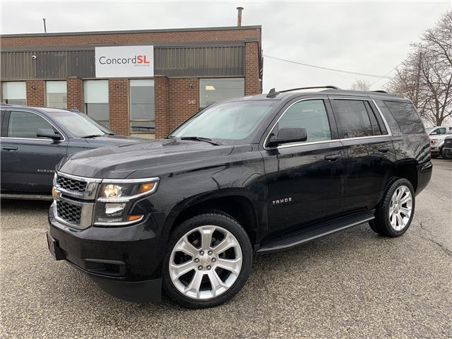 2019 Chevrolet Tahoe LS (Stk: C3395) in Concord - Image 1 of 4