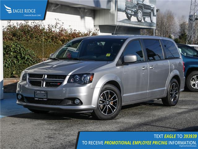 2018 Dodge Grand Caravan GT (Stk: 189971) in Coquitlam - Image 1 of 16