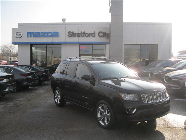 2014 Jeep Compass Limited (Stk: 19144A) in Stratford - Image 1 of 15