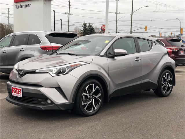 2018 Toyota C-HR XLE (Stk: W4915A) in Cobourg - Image 1 of 22