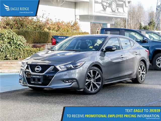 2018 Nissan Maxima SL (Stk: 189893) in Coquitlam - Image 1 of 18