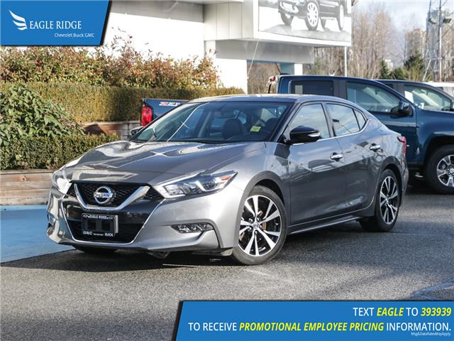 2018 Nissan Maxima SL (Stk: 189894) in Coquitlam - Image 1 of 18