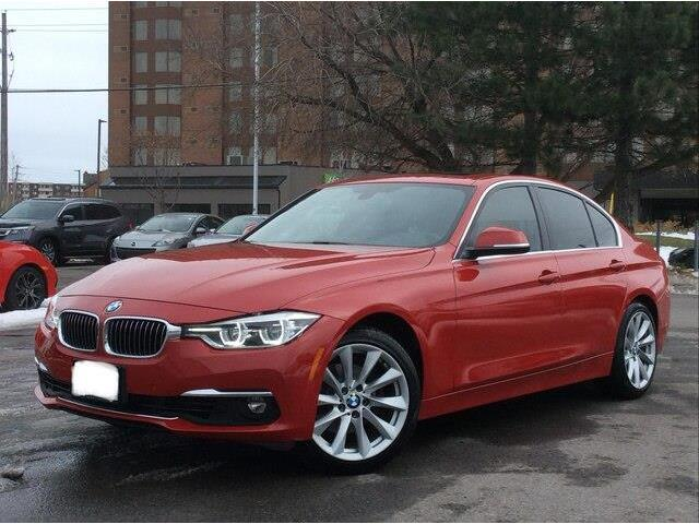 2016 BMW 328i xDrive (Stk: P9293) in Gloucester - Image 1 of 26