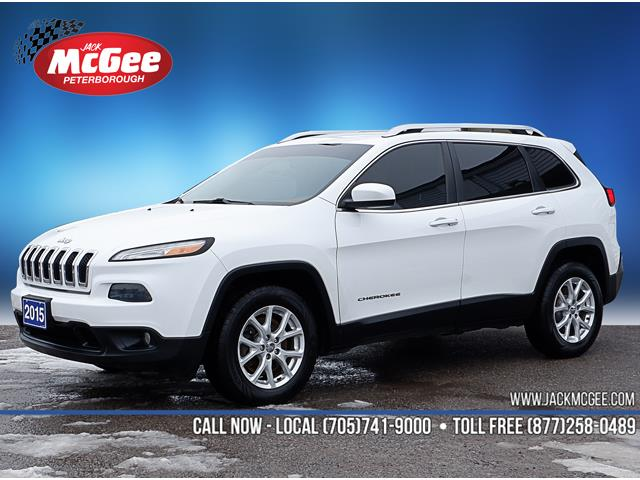 2015 Jeep Cherokee North (Stk: 19836A) in Peterborough - Image 1 of 19