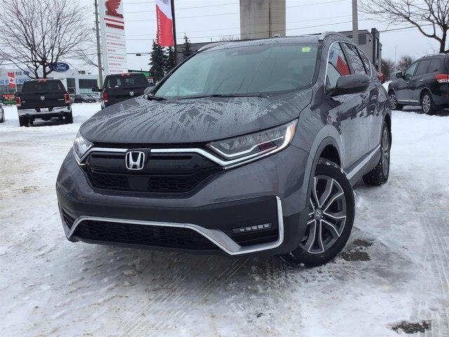 2020 Honda CR-V Touring (Stk: 20164) in Barrie - Image 1 of 26
