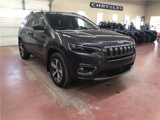 2020 Jeep Cherokee Limited (Stk: T20-25) in Nipawin - Image 1 of 25