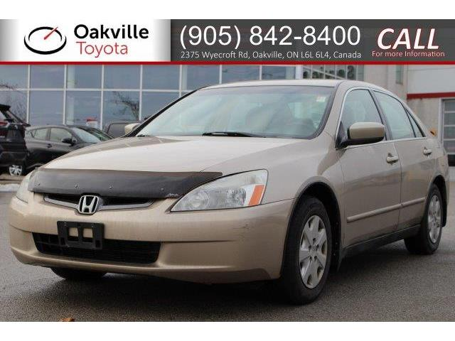 2003 Honda Accord LX-G (Stk: LP9197A) in Oakville - Image 1 of 6