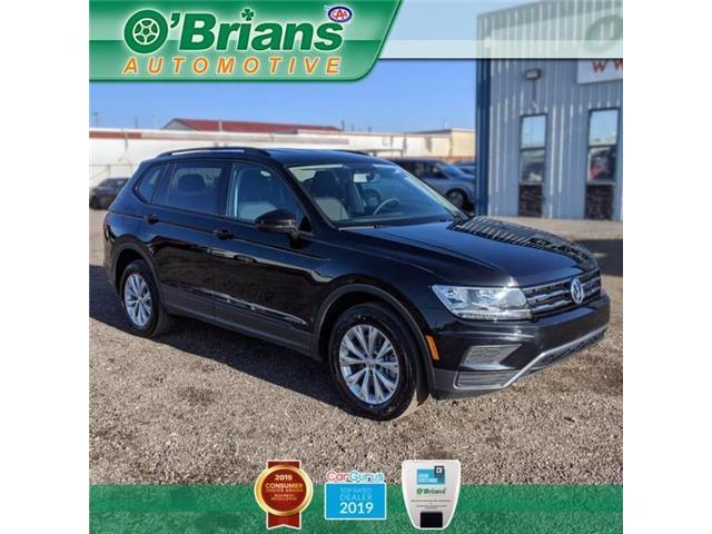 2019 Volkswagen Tiguan Trendline (Stk: 13060A) in Saskatoon - Image 1 of 24
