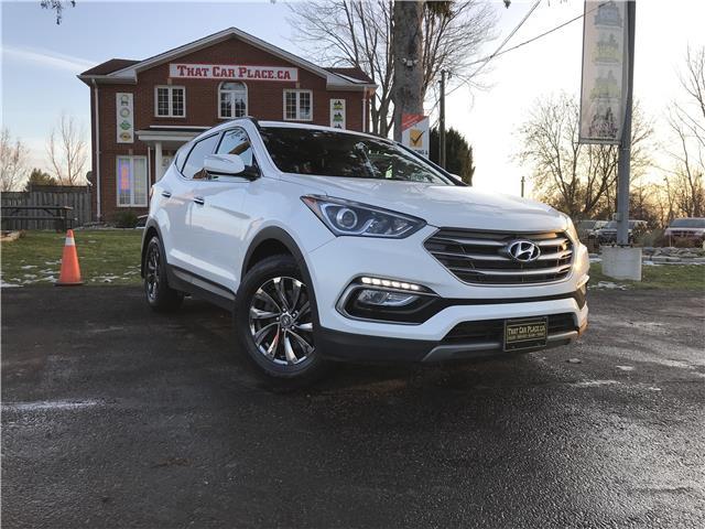 2017 Hyundai Santa Fe Sport  (Stk: 5476) in London - Image 1 of 26