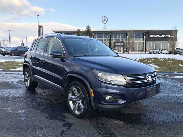 2017 Volkswagen Tiguan Highline (Stk: 20MB079A) in Innisfil - Image 1 of 27