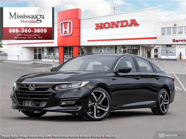 2020 Honda Accord Sport 1.5T (Stk: 327386) in Mississauga - Image 1 of 23