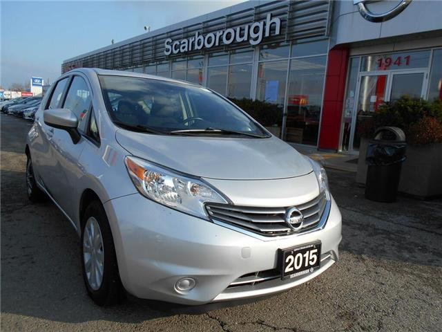 2015 Nissan Versa Note  (Stk: D18181A) in Scarborough - Image 1 of 19