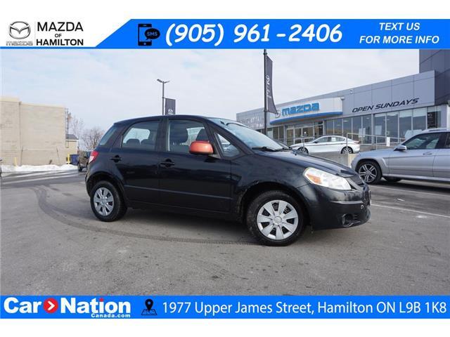 2009 Suzuki SX4  (Stk: DR170A) in Hamilton - Image 1 of 27
