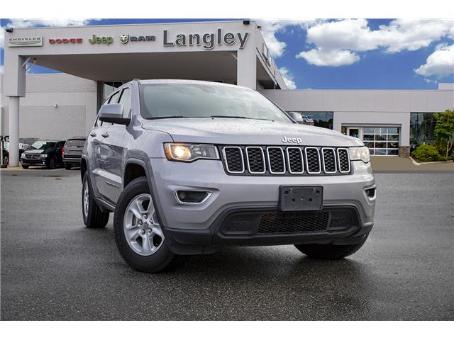 2017 Jeep Grand Cherokee Laredo (Stk: LC0064) in Surrey - Image 1 of 22