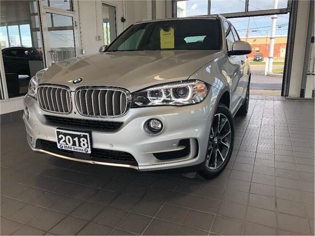2018 BMW X5 xDrive35i (Stk: XU244) in Sarnia - Image 1 of 21