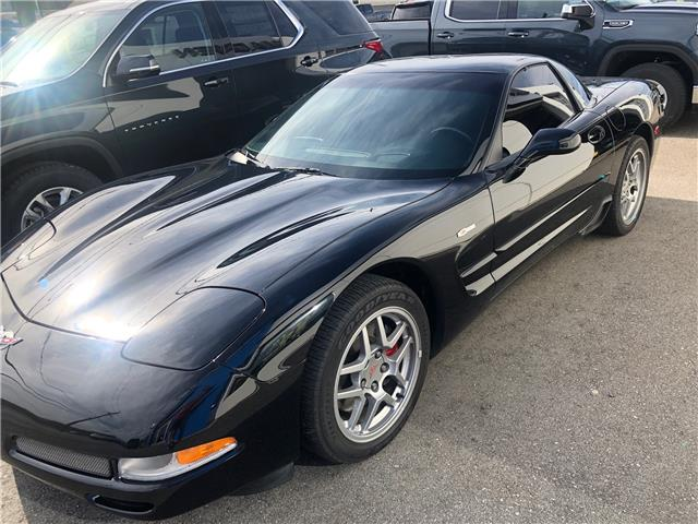 2003 Chevrolet Corvette Z06 Hardtop (Stk: A19318) in Sioux Lookout - Image 1 of 3