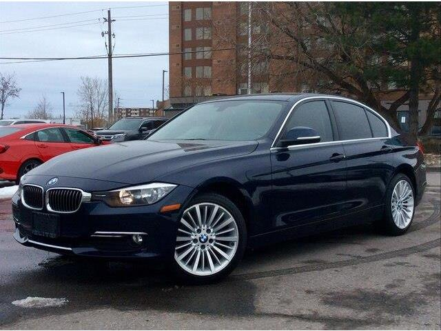2015 BMW 320i xDrive (Stk: P9281) in Gloucester - Image 1 of 26
