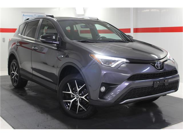 2017 Toyota RAV4 SE (Stk: 299933S) in Markham - Image 1 of 26
